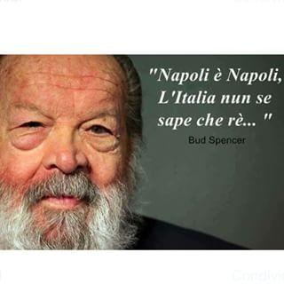 """Bus Spencer: """"Io non sono italiano, sono Napoletano"""""""