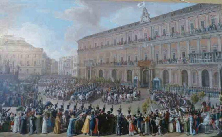 tutti i primati di Napoli dal 1735 al 1860