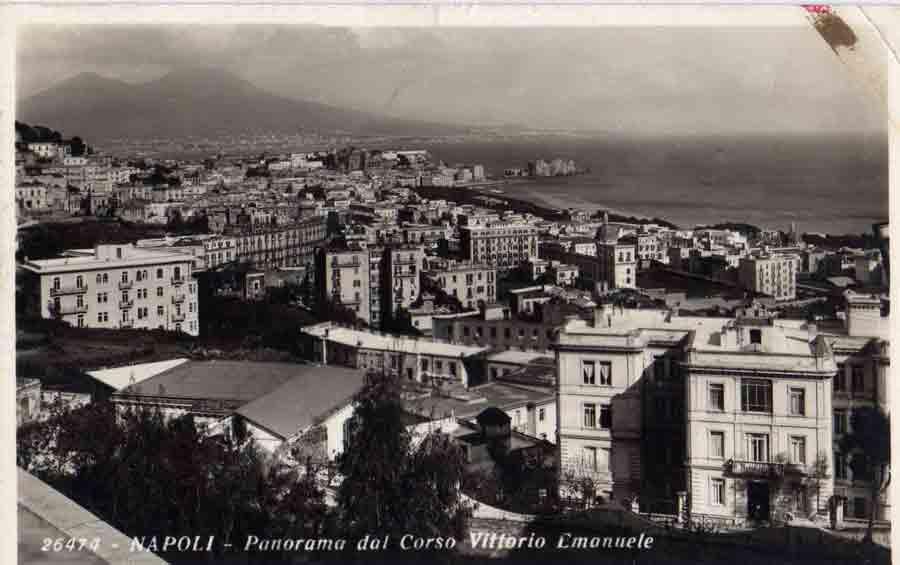 Napoli, il Corso Vittorio Emanuele fu la prima tangenziale in Italia