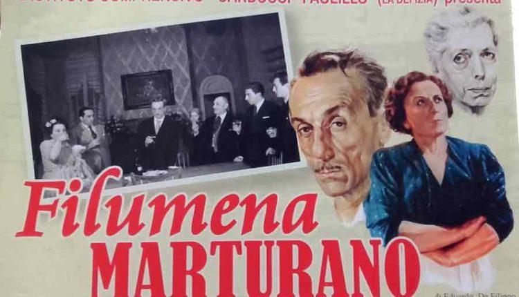 lo sai perché' Filumena fu chiamata Marturano?