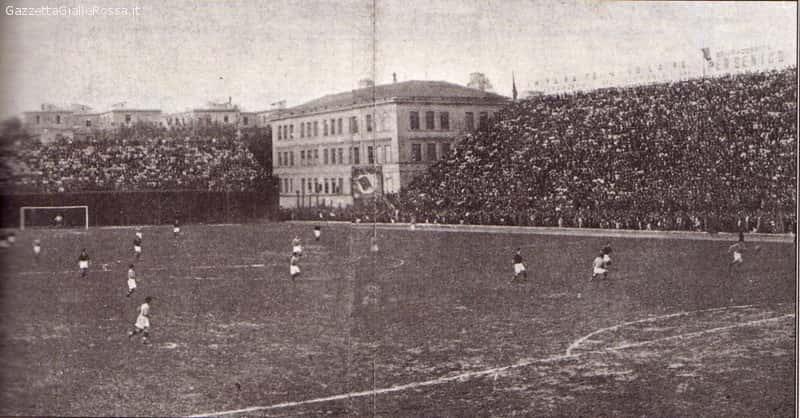 Quando e' stata giocata per la prima volta Roma-Napoli? Il primo derby del Sole