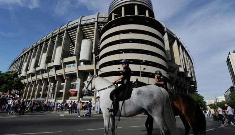 Madrid scatta l'allarme: in arrivo tifosi azzurri con biglietti falsi