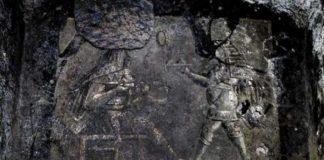 Misteriosi affreschi ritrovati in una grotta nei sotterranei dellArenella 696x378 324x160 - Home