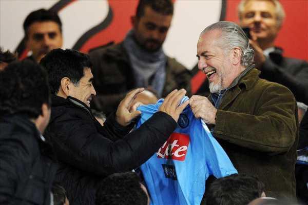 """Malfitano attacca De Laurentiis. """"vuole usare Maradona per i suoi scopi"""""""