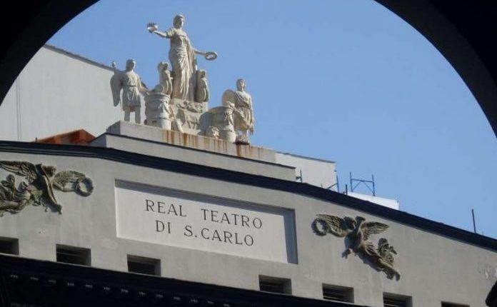 Il San Carlo dopo l'incendio del 1816, divenne il teatro più bello d'Europa
