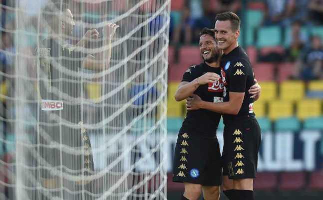 n altro Napoli per a fase cruciale della stagione