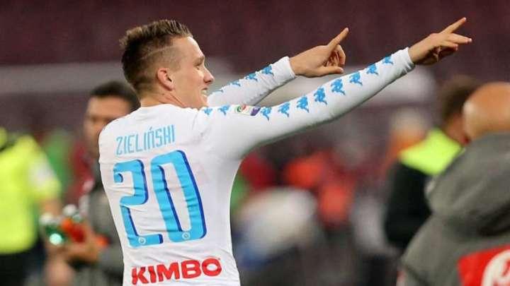 """Bournemouth-Napoli Zielinski: """"Diventeremo più forti"""""""