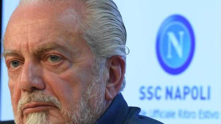 Video: De Laurentiis si sfoga dopo Napoli-Crotone