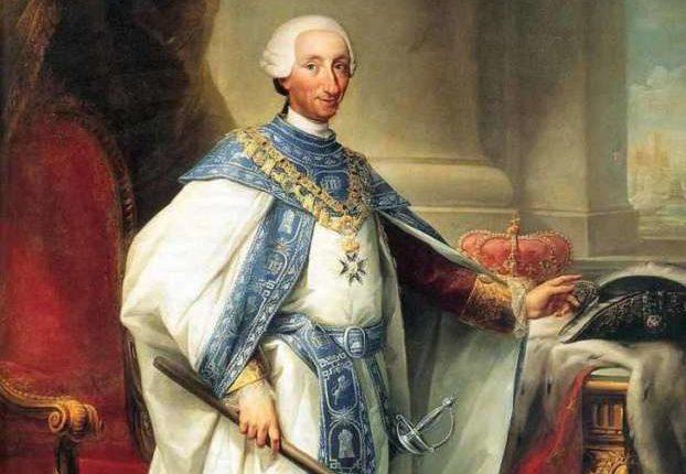 Carlo III fece conoscere all'Europa le bellezze di Pompei ed Ercolano