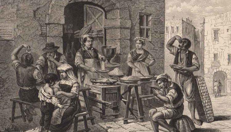 Origini e storia della cucina napoletana