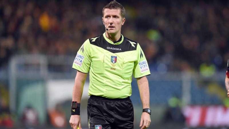 Napoli-Juve: chi arbitrerà i due big match. Orsato e Banti i Favoriti