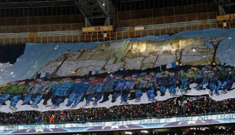 Sanzione o chiusura per il San Paolo? l'Uefa decide il 23 marzo