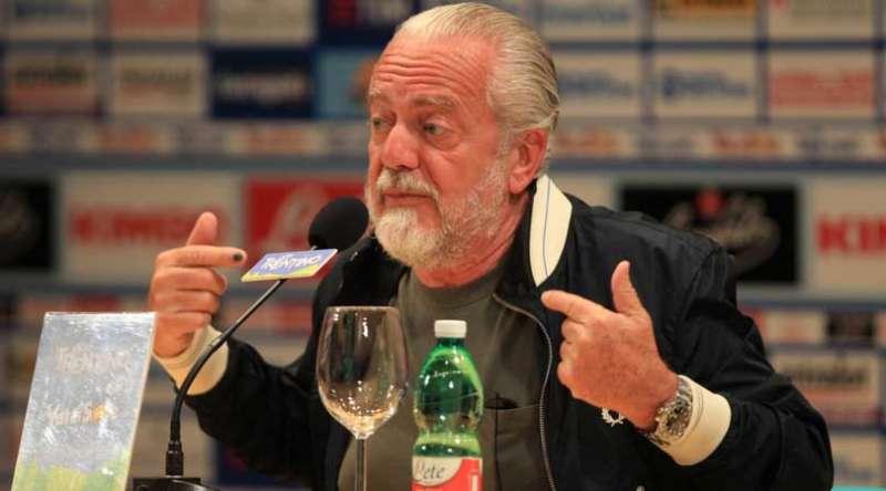 Niente koulibaly per i bianconeri. De Laurentiis non tratta con la Juve
