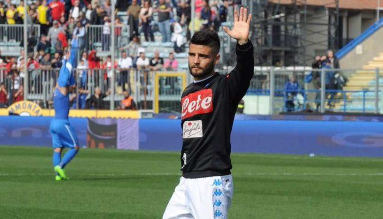 Napoli, Insigne prova a recuperare,ieri non si è allenato: per l'Inter pronto Ounas l'ex del Bordeaux.San Paolo sold out per la sfida con inerazzurri.