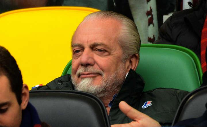 risposta della gazzetta dello sport al presidente De Laurentiis
