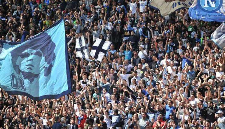 Napoli-juve: 100mila tifosi napoletani al San Paolo