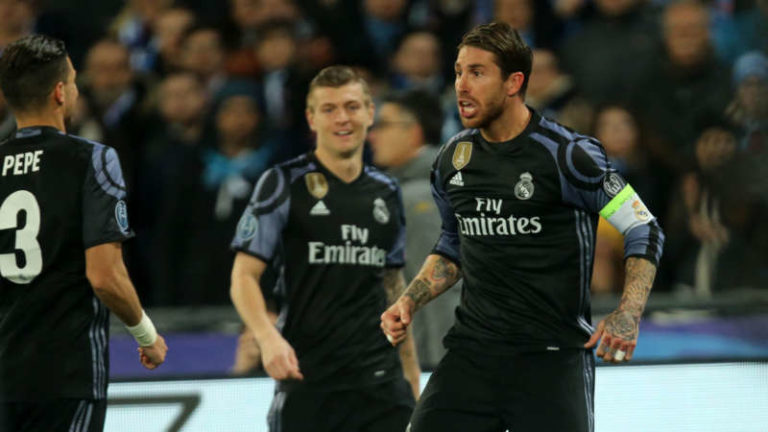 La Uefa toglie la doppietta a Sergio RamosLa Uefa toglie la doppietta a Sergio Ramos