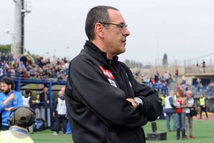 Sarri è il miglior allenatore della Serie A