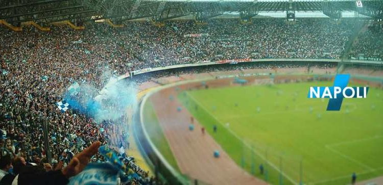 San Paolo sold out per Napoli-Juve.