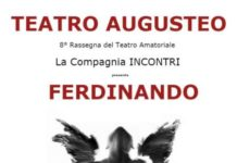 "Al teatro Augusteo arriva ""Ferdinando"""