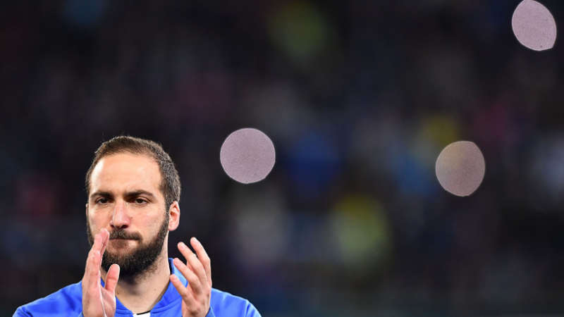 """Higuain agli amici napoletani: """"Non mi meritavo tutti quei fischi, io a Napoli ho dato tutto!"""""""