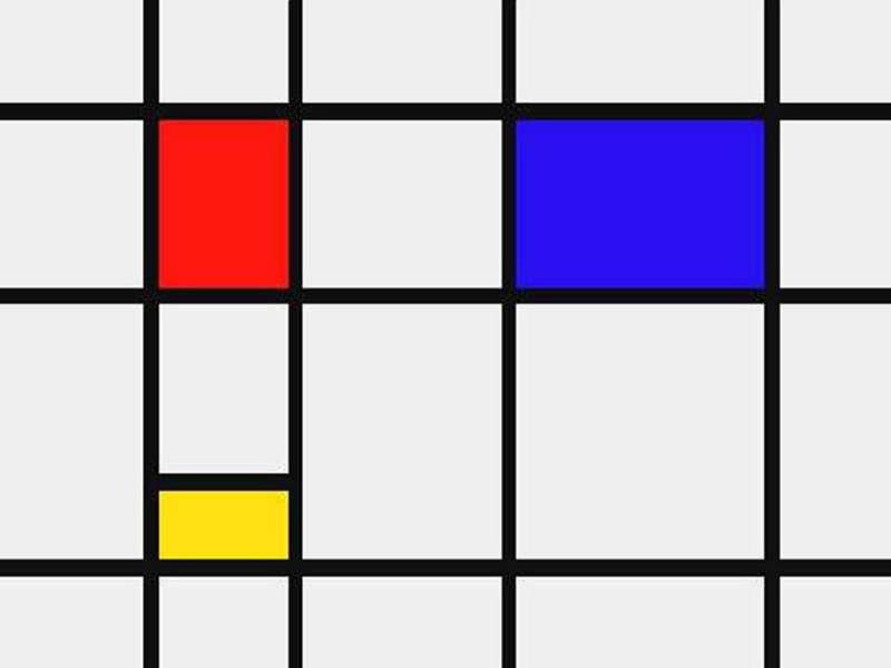 Napoli-Juve una gara artistica. Mondrian contro Burri