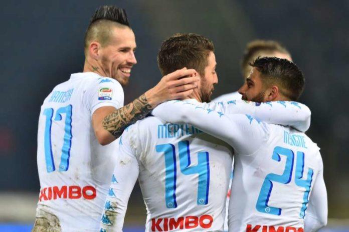 Napoli Insigne firma in settimana poi tocca a Mertens