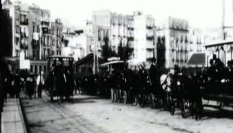 Video: ecco com'era Napoli nel 1898
