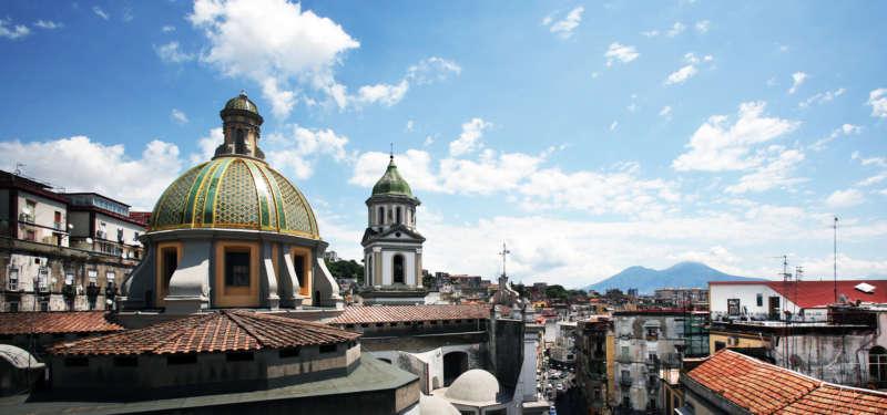 Riapre dopo il restauro la chiesa di San Severo al Rione Sanità