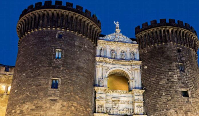 La ricerca del sacro Graal porta a Napoli, al Maschio Angioino