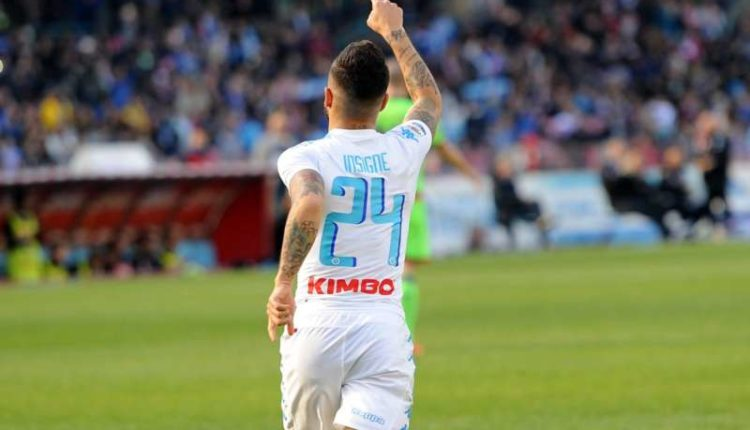 Video: Insigne risponde ai tifosi. Su Fabebook #AskLorenzo