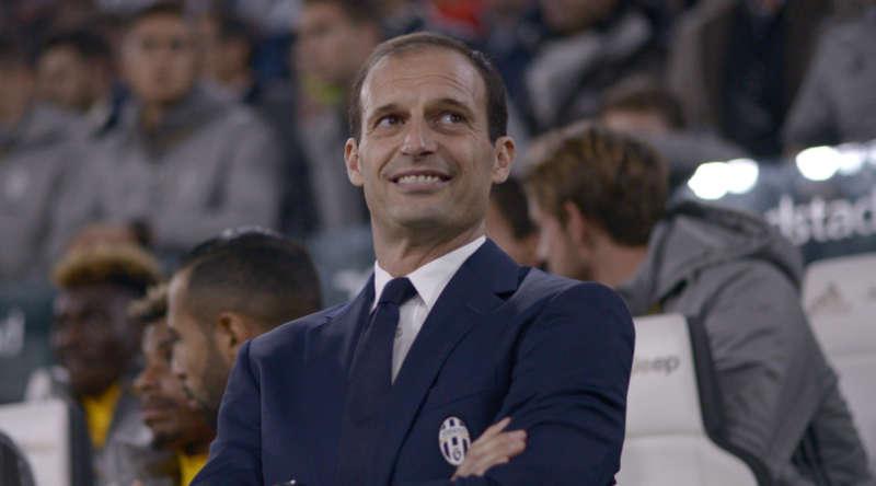 """L'arroganza di Allegri in conferenza stampa: """"Il Napoli? da dieci anni vince la miglior difesa, ci sono sei squadre per lo scudetto"""""""