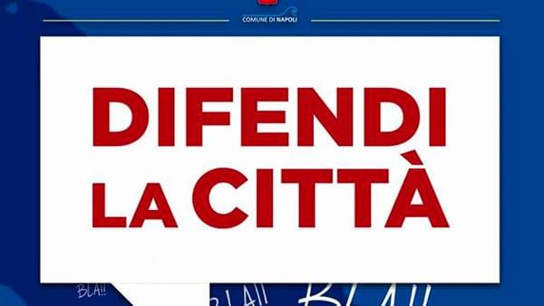 Napoli si ribella e attiva Difendi la città. Uno sportello on line per segnalare chi diffama Napoli