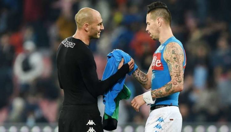 lo sfogo di Cannavaro amo Napoli ma gioco con il Sassuolo, cosa dovevo fare