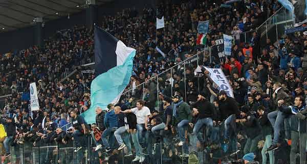 Il Mapei Stadium sarà tutto azzurro. Il Napoli giocherà in casa contro il Sassuolo
