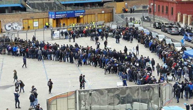 Napoli-Cagliari l'ultima al San Paolo. Già venduti 4000 biglietti