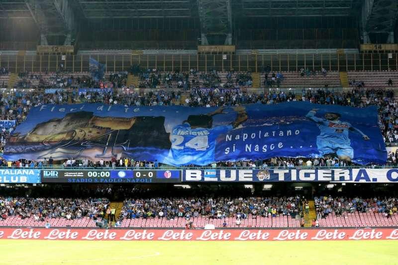 Napoli-Udinese 30mila tifosi per la sfida di sabato santo
