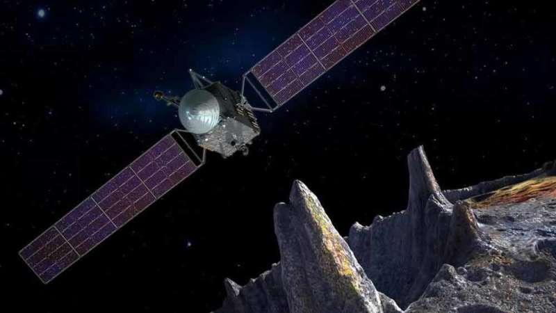 psyche asteroide - La Nasa vuole conquistare una scoperta del 1852 dell'Osservatorio di Capodimonte