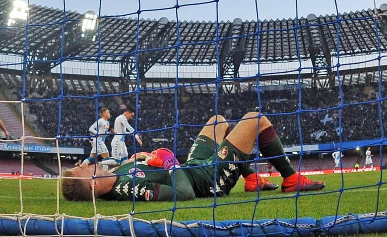 Calcio Napoli: Sarri 50 partite e un dato incredibile
