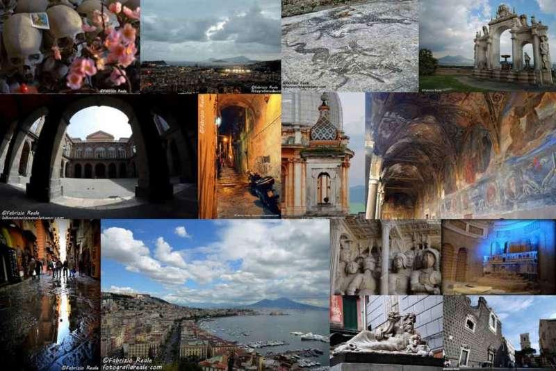 Napoli esalta i luoghi simbolo. Cosi rinasce la bellezza napoletana