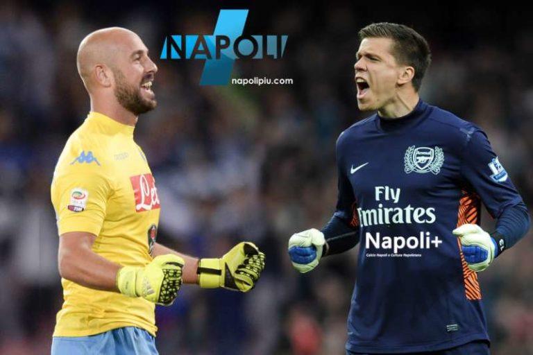 Pepe Reina e Szczęsny chi è il migliore?