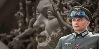 Cappella Sansevero la Statua del Disinganno e il soldato nazista