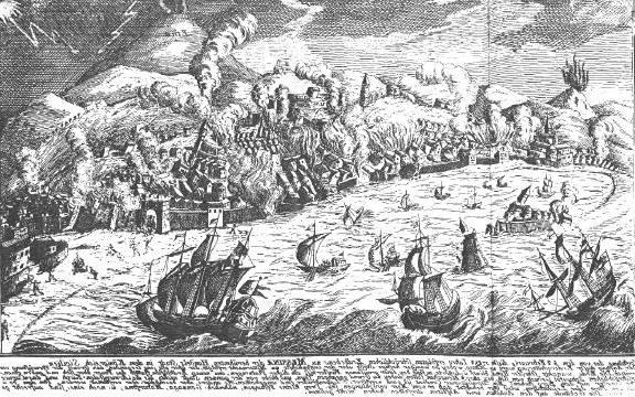 Tsunami a Napoli. Il primo maremoto in Italia colpì Napoli nel 1343