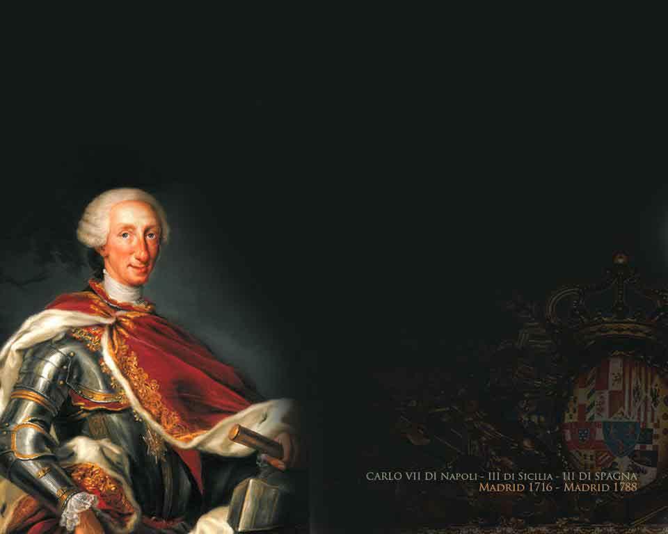 Esattamente 283 anni fa entrava in Napoli Carlo III di Borbone