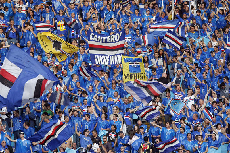 La giustizia sportiva sempre più inutile: 15mila euro di multa alla Samp