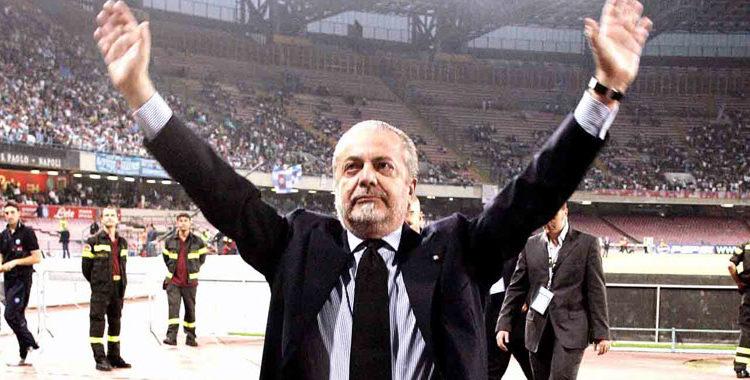 De Laurentiis tra i 100 uomini più influenti del calcio