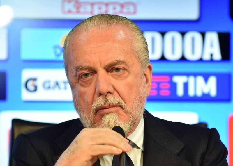 La Città del Napoli. De Laurentis farà il nuovo stadio a Bagnoli.