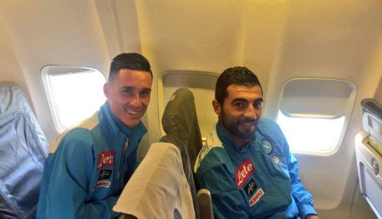 """Albiol: """"Napoli pronta ad impazzire, Reina farà una cosa in caso di scudetto"""""""