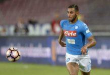 Rinnovo Ghoulam: In settimana il fratello-manager incontra Giuntoli. Il procuratore tenterà di abbassare il cartellino, il Napoli inamovibile.