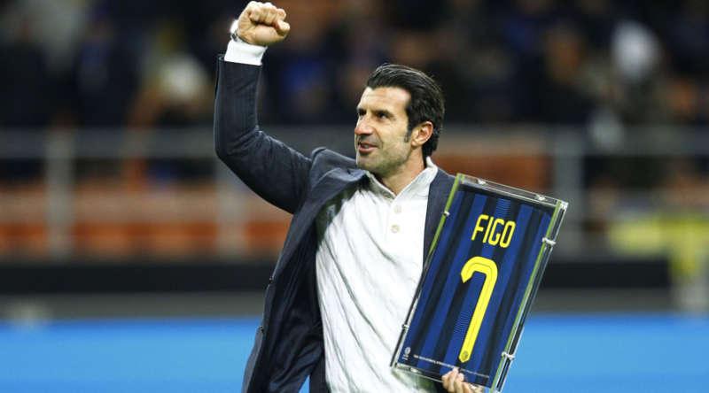"""Calciopoli, Luis Figo a four four two: """"La Juve vinceva per motivi oscuri"""""""